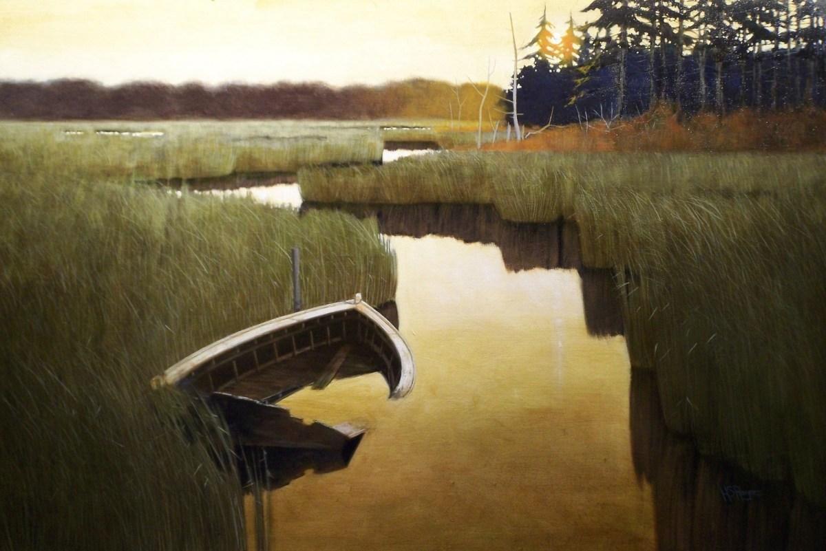 Marsh Boat 1