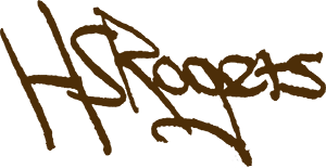 Steve Rogers ● Marine Art Logo