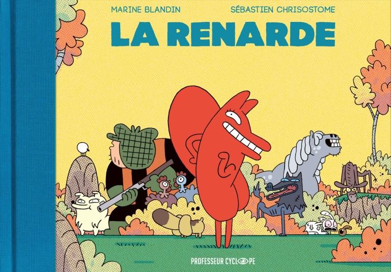 Read more about the article La Renarde
