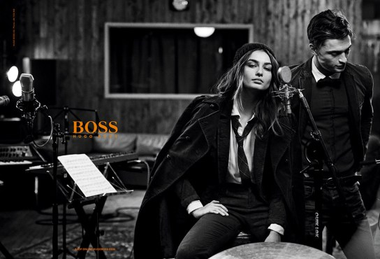 Hugo Boss by Peter Lindbergh