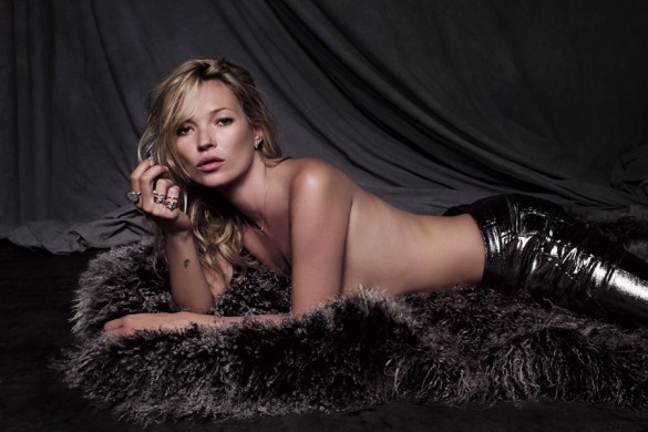 Kate Moss by Sonia Sieff