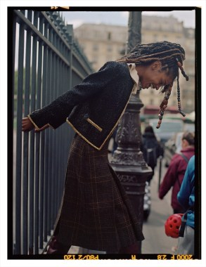 Paris Watch for Elle US by Terence Connors