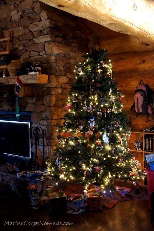 Christmas Tree 2013  Marine Corps Nomads