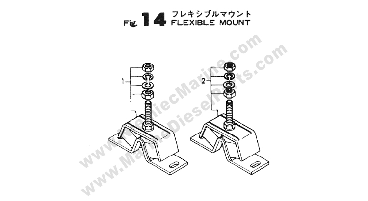 Yanmar 3gm30f Parts Diagram, Yanmar, Free Engine Image For