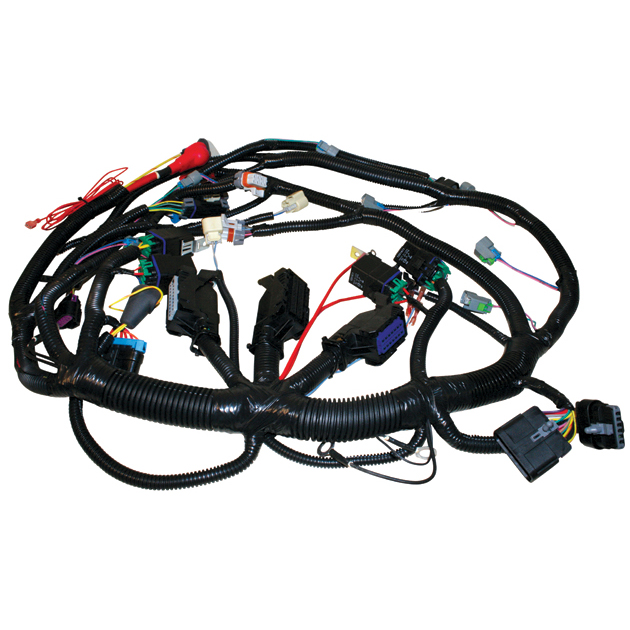 Marine Wire Harness Plug Marine Engine Wiring Harness Wiring