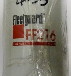 fleetguard fuel filter ff216 boat parts on line [ 1868 x 3585 Pixel ]