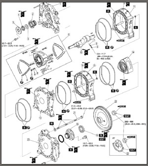 Mazda Rx8 Engine Diagram  Engine Information