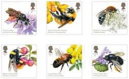 Bee_stamps Library 100% Full set.indd