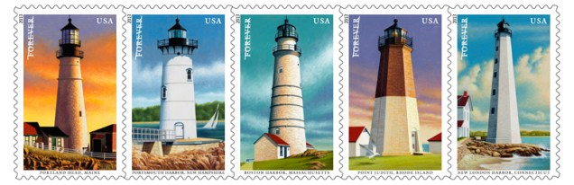 2013-usa-forever-stamps-new-england-coastal-lighthouses-set-of-5-stamps-0-49-784