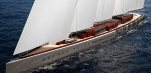 The Largest Sailing Yacht Ever Built
