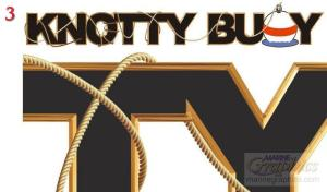 Knotty Rope Lettering