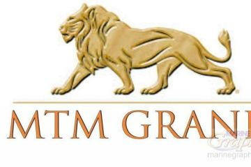 MTM Grand custom boat graphics