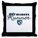 boat name throw pillow - Throw Pillow