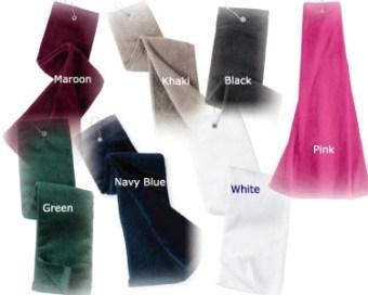 Hanging Towel Colors