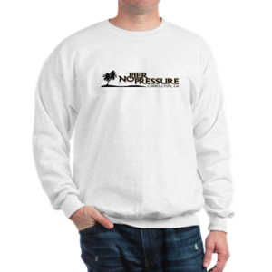 Mens Crew Sweatshirt with boat name