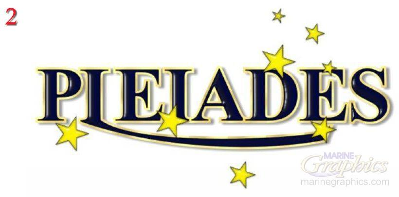 "pleiades 2 - Pleiades - the ""sailing ones"""