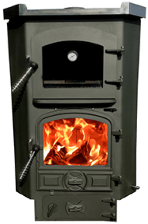 Bubble Solid Fuel Corner Cooker Stove - Bubble Corner Solid Fuel Pie Pod