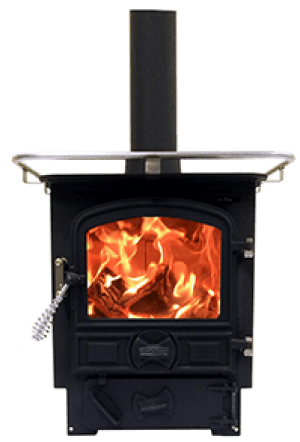Bubble Stoves and Cookers - Solid Fuel Stove 4B