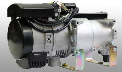 Planar Diesel Water Heater - Prices - 14TC
