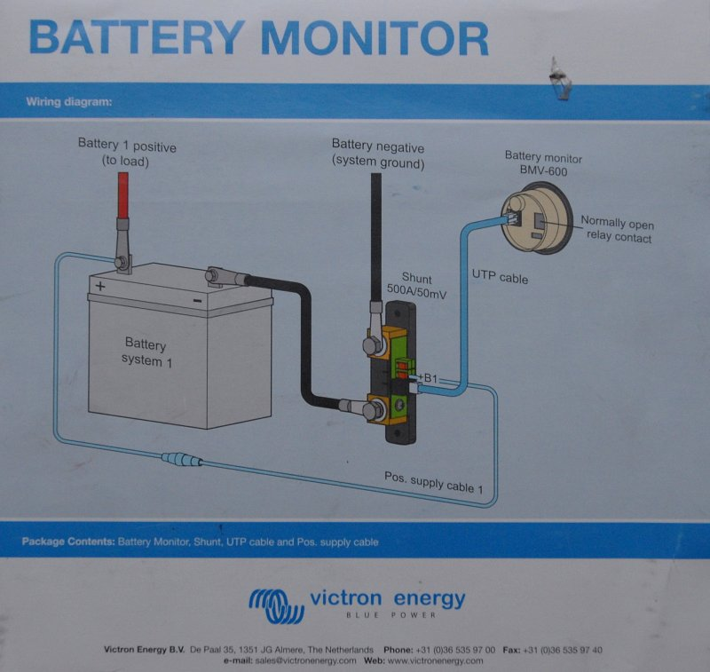 Wiring A Battery Guage