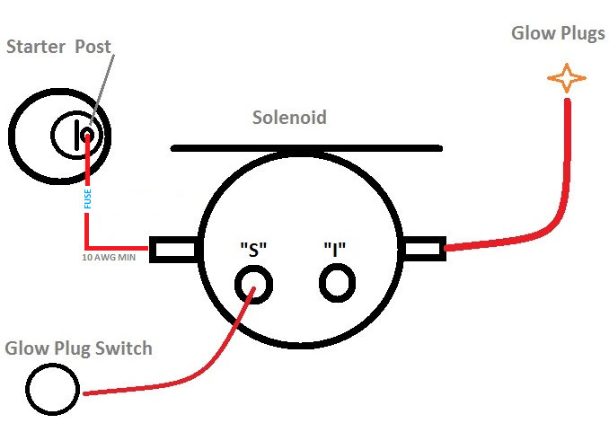 Boat Ammeter Wiring Diagram