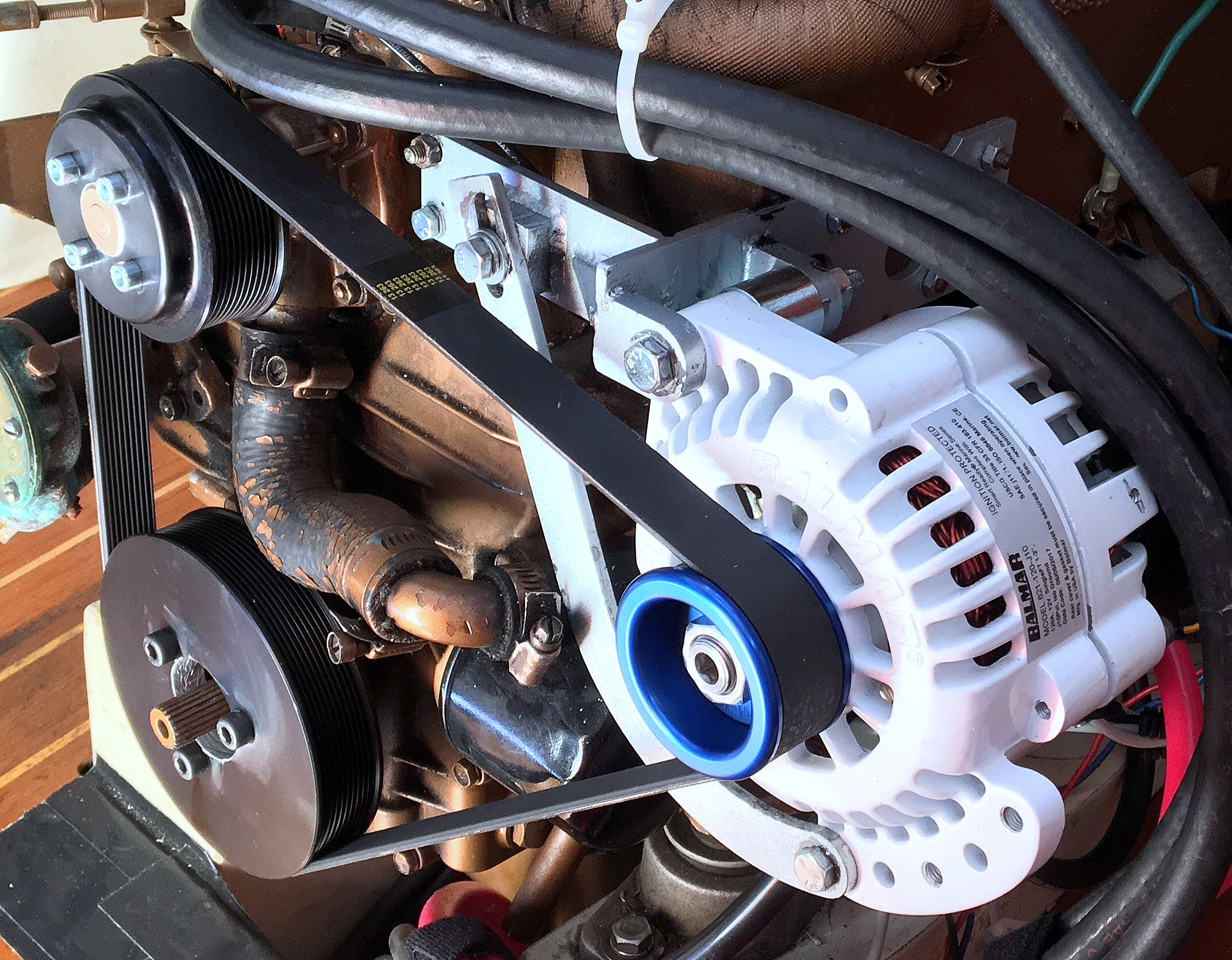 Marine Alternator Installation Tips Tricks Marine How To