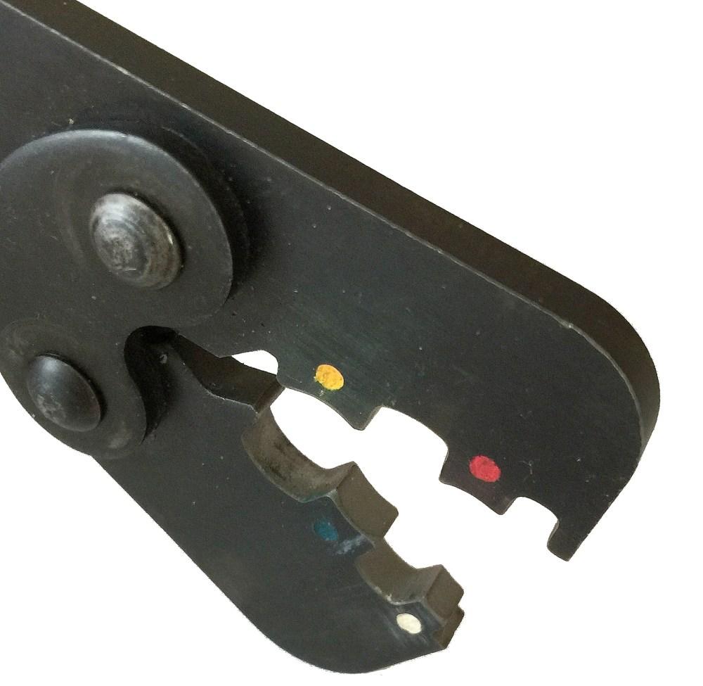 medium resolution of shop crimp tools