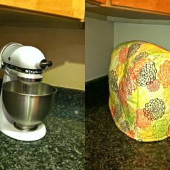 Kitchen Aid Mixer Cover Cabinet Kings Reviews Diy Kitchenaid Part 2  Things Tings And