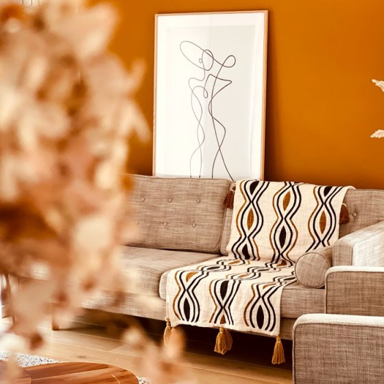 La décoration du salon avec Poster Store