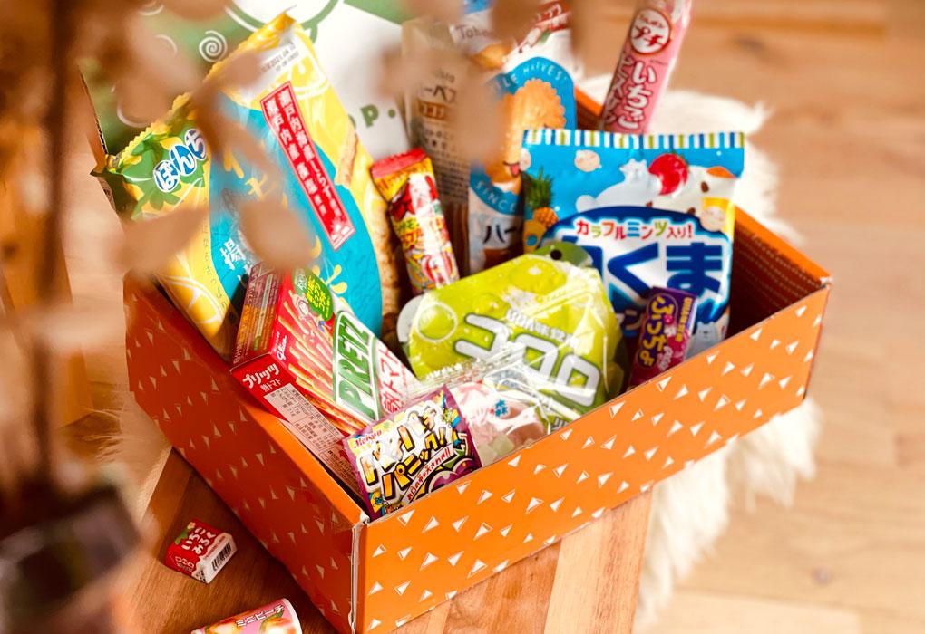 Zenpop, les bonbons du Japon