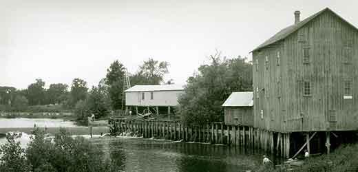 Marine Mill, MN Historical Society