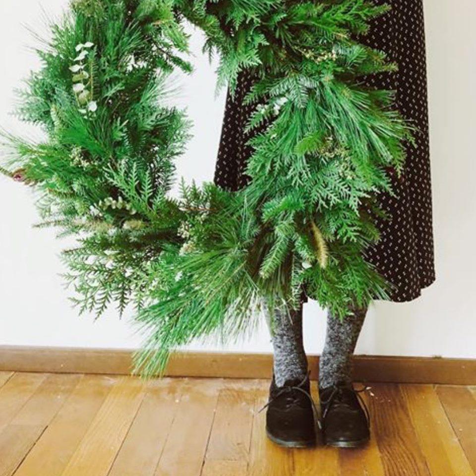 fb wreath