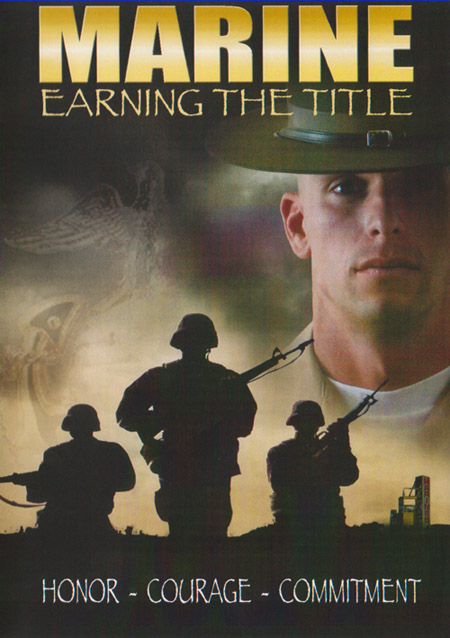 DVD Marine Earning the Title