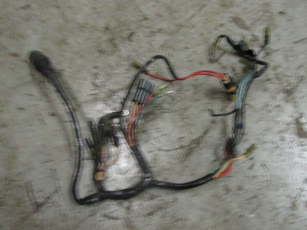 medium resolution of mercury controls and wiring harness