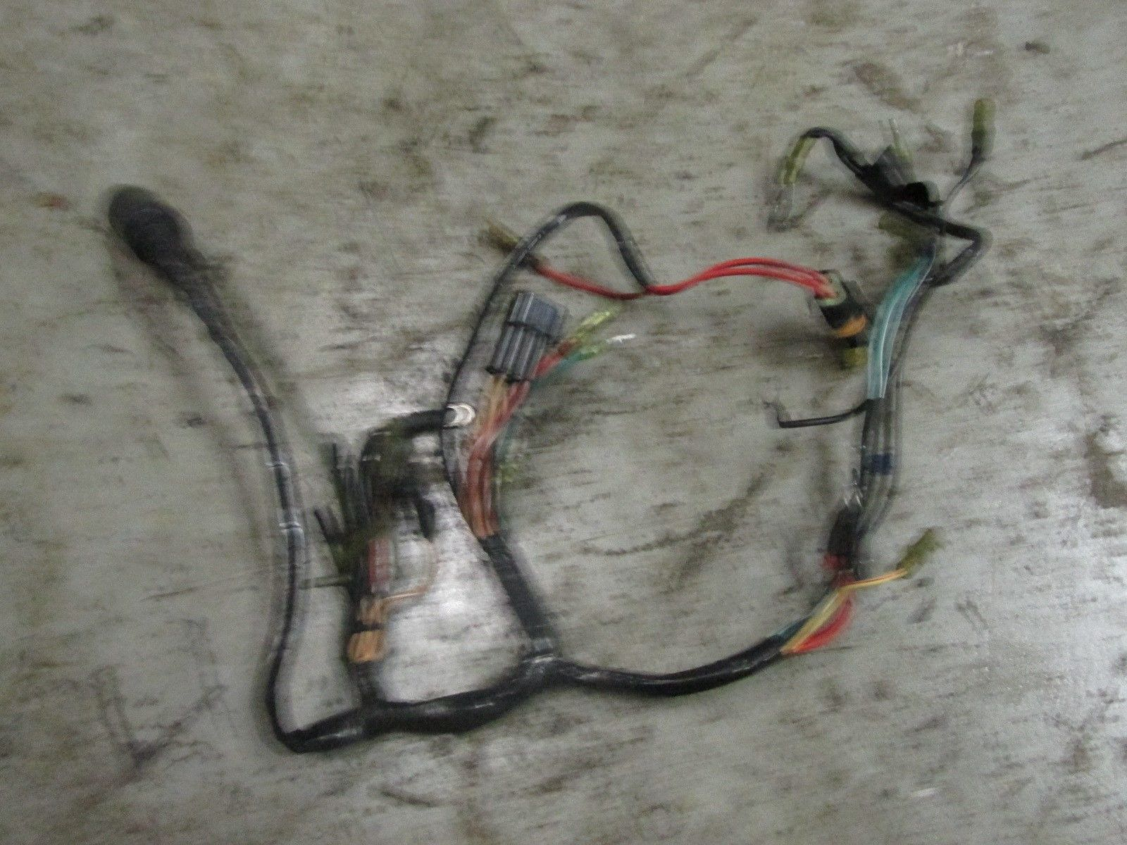 hight resolution of mercury controls and wiring harness