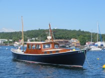 Pretty boat.