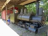 A local railroad museum.