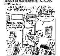 Cartoon overzicht