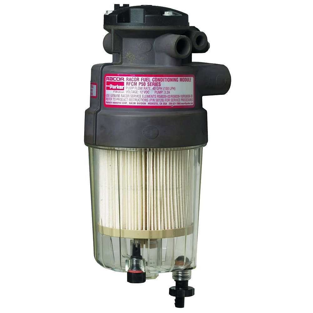 medium resolution of diesel fuel conditioning module racor p series