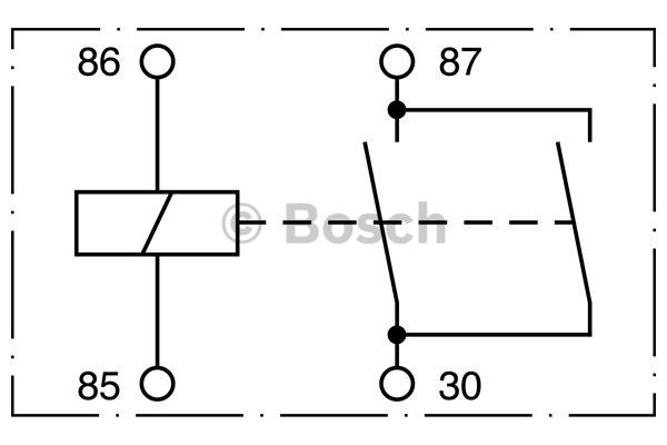 Skiljerelä 12V / 75A