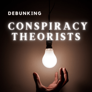 Shine a light. Debunking conspiracy theorists