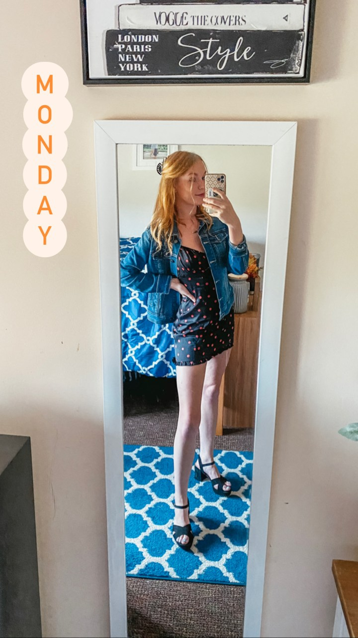 Weekly Outfit Roundup: Week 2