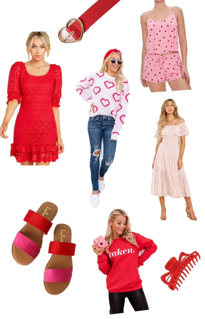 Valentine's Day Outfits: From Comfy-Cozy to Night-on-the-Town Looks