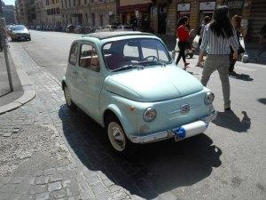 Fiat 500 - ROME
