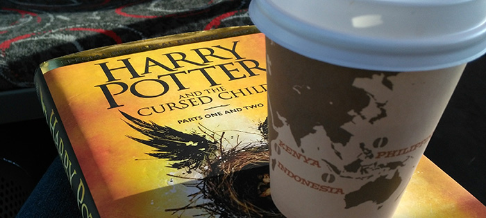 Harry Potter and the cursed child - Il était une maille