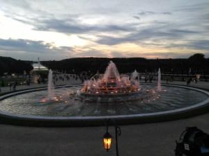 Visite au Château de Versailles - Il était une maille