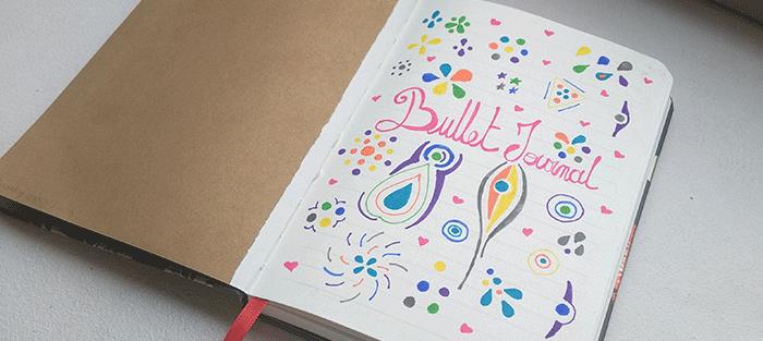 Bullet Journal - Il était une maille