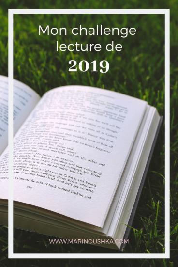 Marinoushka - Challenge lecture 2019