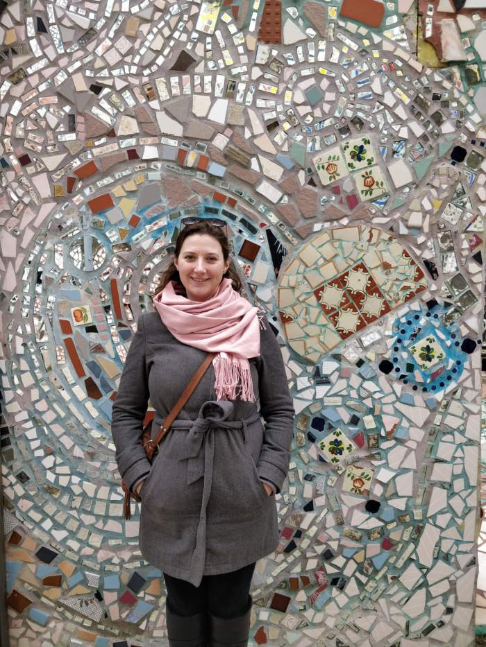 Magic gardens Philadelphia Marinoushka