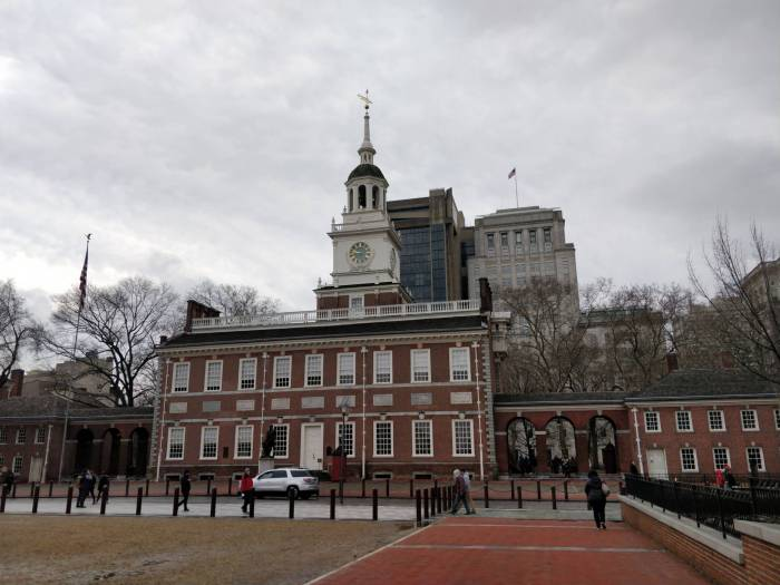 Independence hall Philiadelphia Photo by Marinoushka